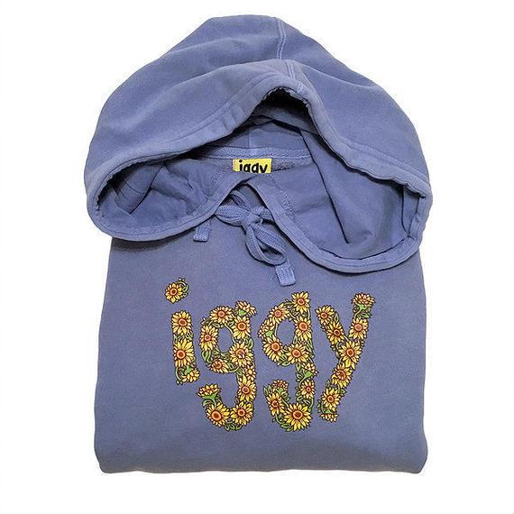 IGGY   SUNFLOWER Pigment blue