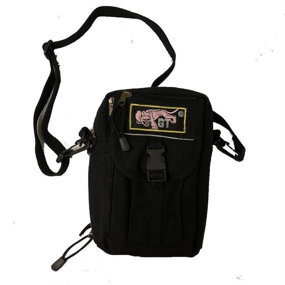 GOOD THINKING  SIDE BAG Black