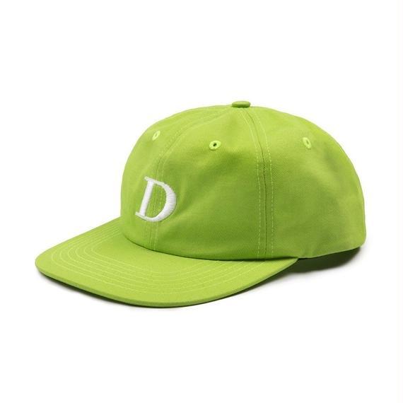 DIME SNAPBACK CAP GREEN