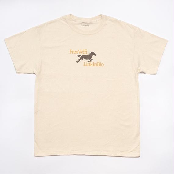 Free Wifi Link In Bio T-Shirt