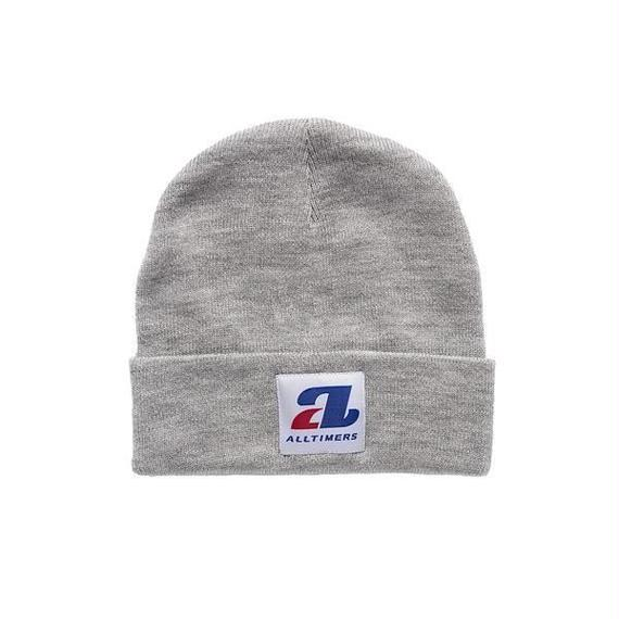 RUSS BEANIE HEATHER GREY