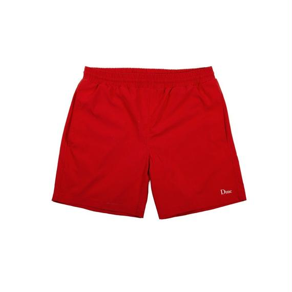 DIME SHORTS RED