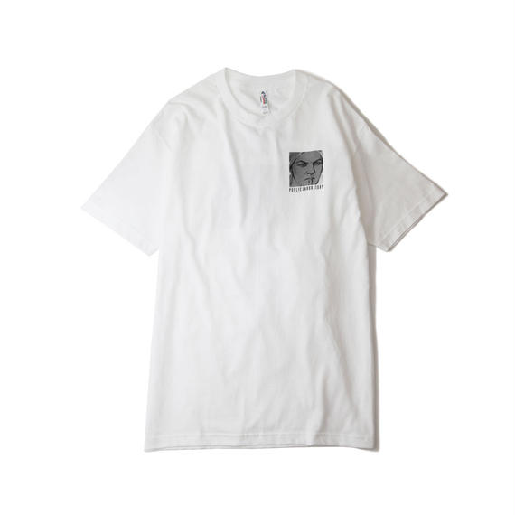 PUBLIC LABO MARCH TEE 2016ver. WHITE