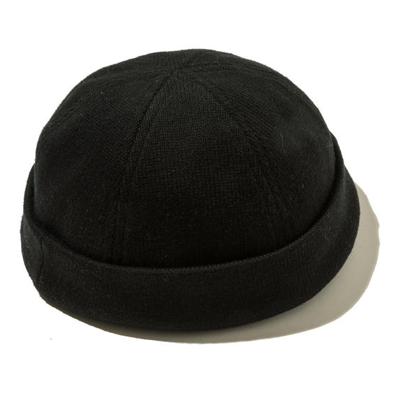 SANTOWN Roll Cap - Black