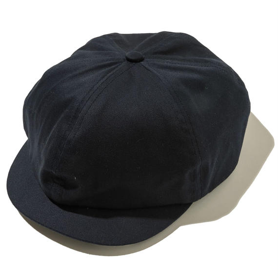 SANTOWN Casket Hat - Black