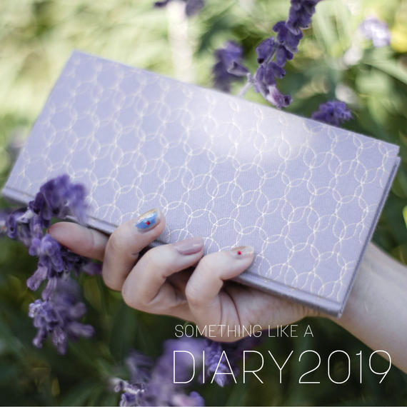 2019スケジュール手帳 SOMETHING LIKE A DIARY[Gourd]
