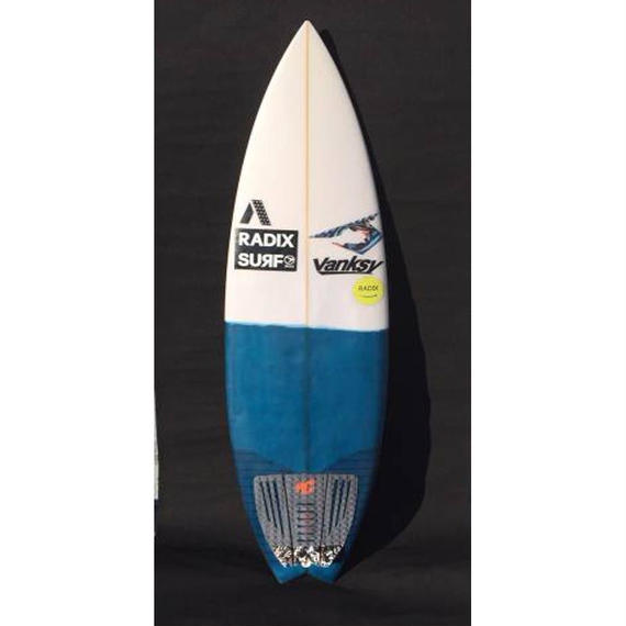 USED BOARD【JUSTICESURFBOARD】THE ACE  ジ・エース 5'9