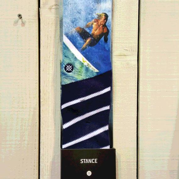 スタンス【STANCE SOCKS】サーフレジェンドコレクション アーチボルト サイズ27cm-30cm