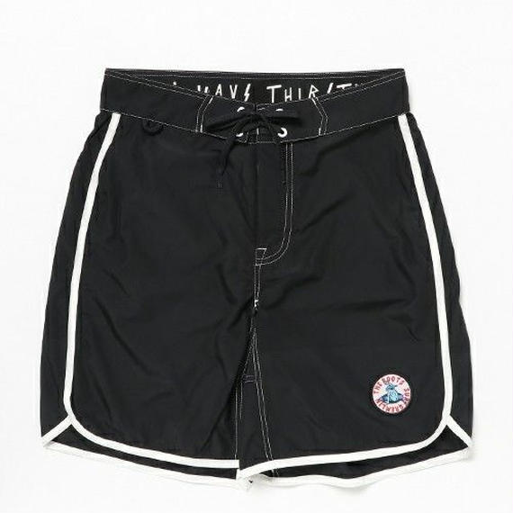 "マジックナンバー グレムリン【MAGIC NUMBER】""SURF GREMLIN""BOARD SHORTS  color:Black"