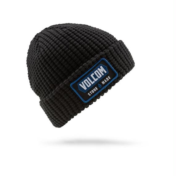 2018 CAP/HAT祭り! ボルコム【VOLCOM】SHOP BEANIE color:Black