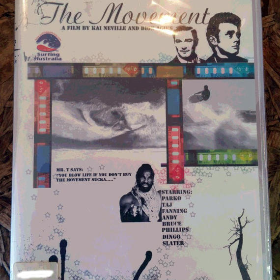 【DVD】The Movement