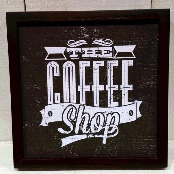 【Sign Frame】Coffee Shop