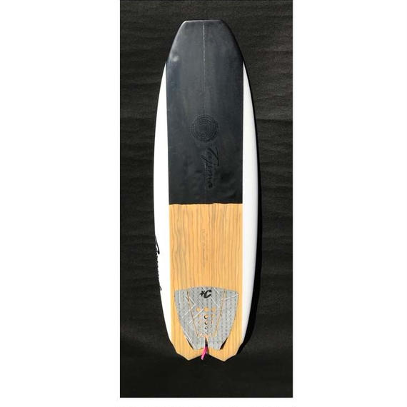 USED BOARD【JUSTICESURFBOARD】Burracuda バラクーダ