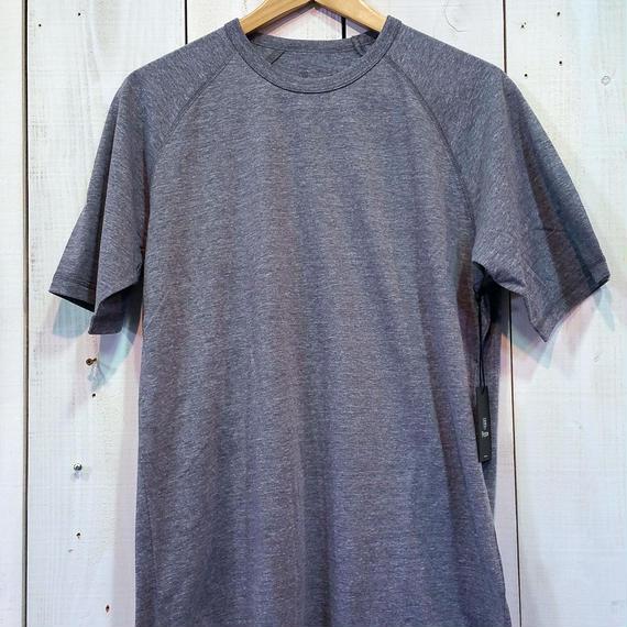 3月Tシャツ祭り!ブリクストン【BRIXTON】BASIC S/S BASEBALL TEE color:HEATHER GREY