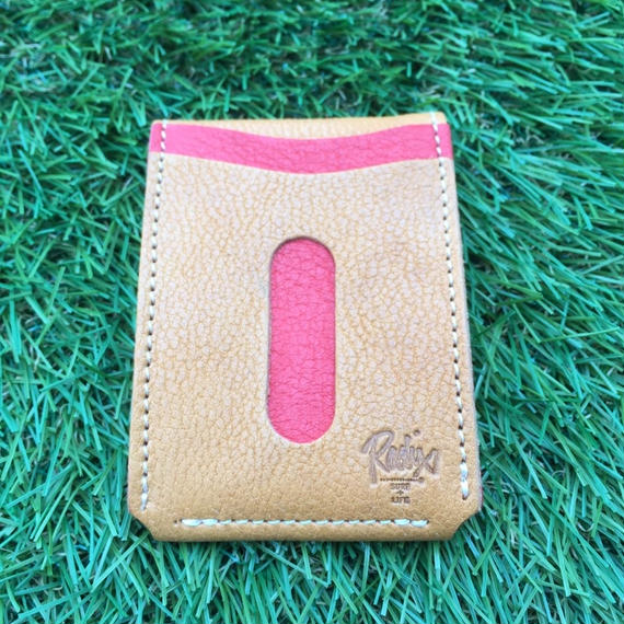 【RADIX ORIGINAL】Wallet  color:Brown