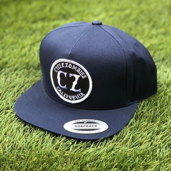 カリフォルニア発! サイクルゾンビーズ【CYCLE ZOMBIES】CALIFORNIA Premium Twill Snapback Hat