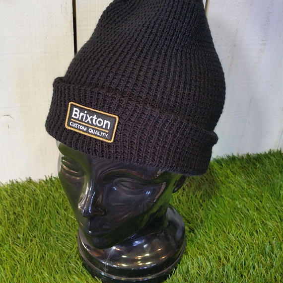 ブリクストン【BRIXTON】 PALMER BEANIE color:BLACK