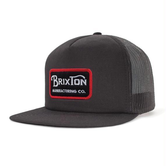 2018モデル ブリクストン【BRIXTON】GRADE MESH CAP  color : BLACK