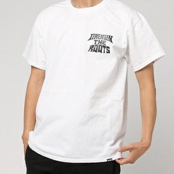 3月Tシャツ祭り!マジックナンバー【MAGIC NUMBER】'THE ROOTS' LOGO S/S TEE