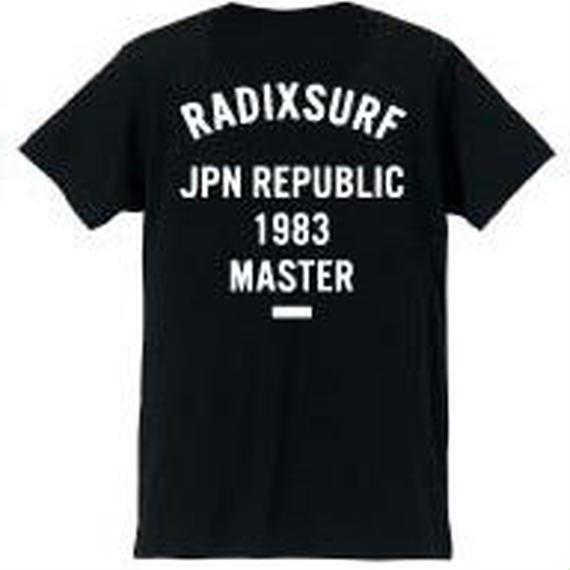 【RADIX ORIGINAL】BACK TEE