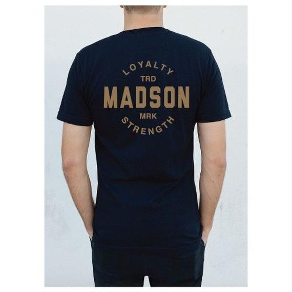待望の日本上陸!【MADSON OF AMERICA】MACHINIST  color :  Black / Gold