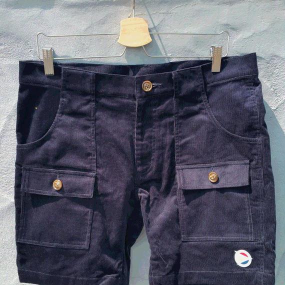 【RADIX ORIGINAL】Corduroy Pants  color:Navy
