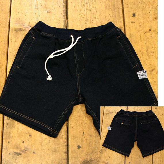 【RADIX ORIGINAL】Sweat Denim Pants  color:Indigo