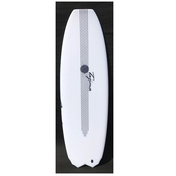 2本限定!大特価祭り【JUSTICE】BARRACUDA model   Length 5'4(162.6cm)