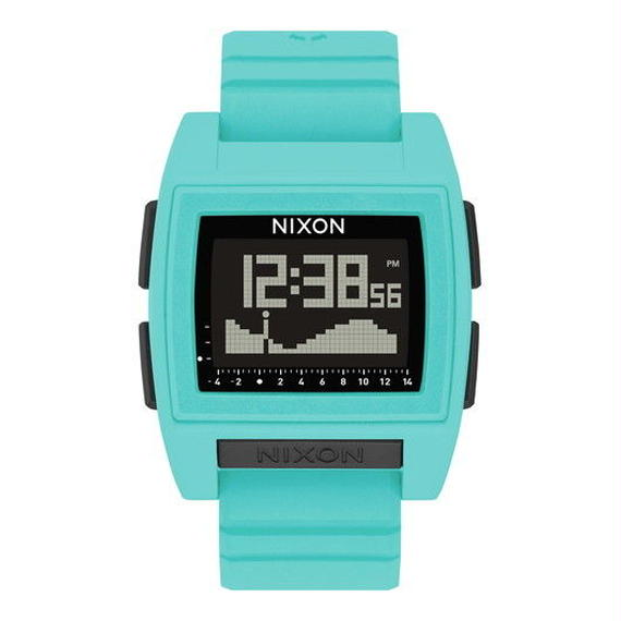 ニクソン サーフウォッチ!【NIXON】THE BASE TIDE PRO   color : Seafoam