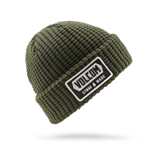 ボルコム【VOLCOM】SHOP BEANIE color:Dark Grey