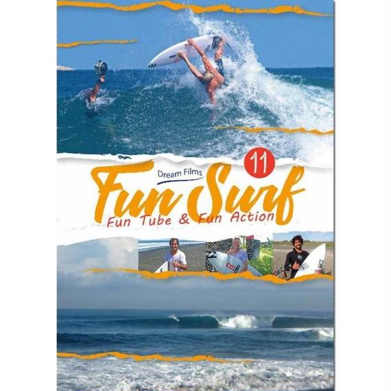DVD【Dream Films】Fun Surf 11