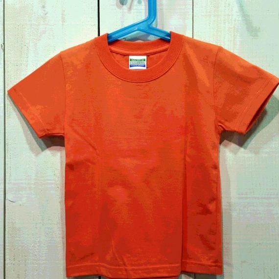 3月Tシャツ祭り!レイディックス【RADIX ORIGINAL】サーフ キッズTシャツ カラー:オレンジ