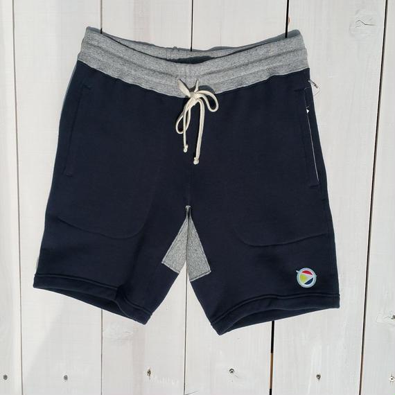 【RADIX ORIGINAL】Sweat Short Pants  color:Navy