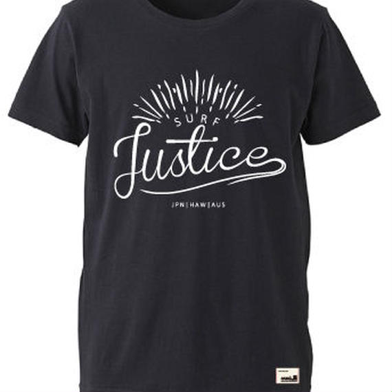 【JUSTICE】SUNRISE TEE  color:Black
