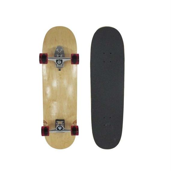 Woddy Press ウッディプレス スケートボード 32インチ  サーフィン スラスターシステム コンプリート
