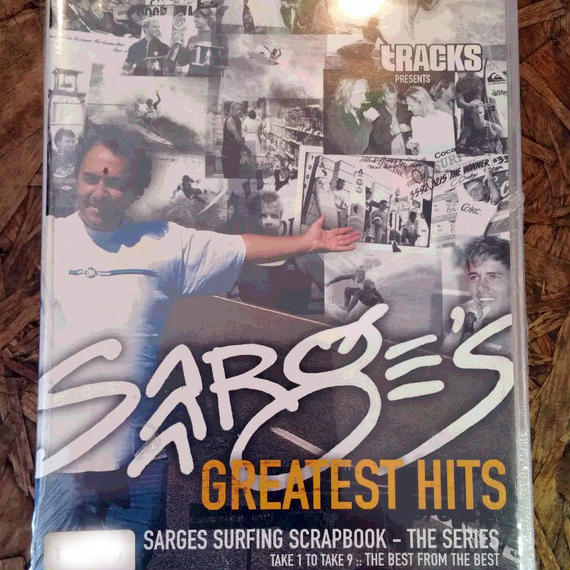 【DVD】SARBE'S GREATEST HITS