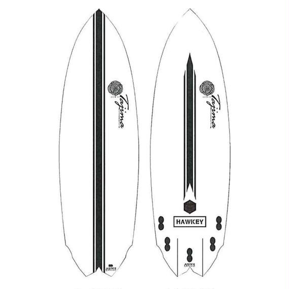 NEW!2018モデル【JUSTICE】HOWKEY model   Length 5'8(172.7cm)