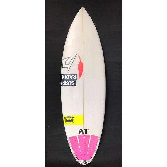USED BOARD【JUSTICE】Chilli レアバード   Length 5'5(165.1cm)
