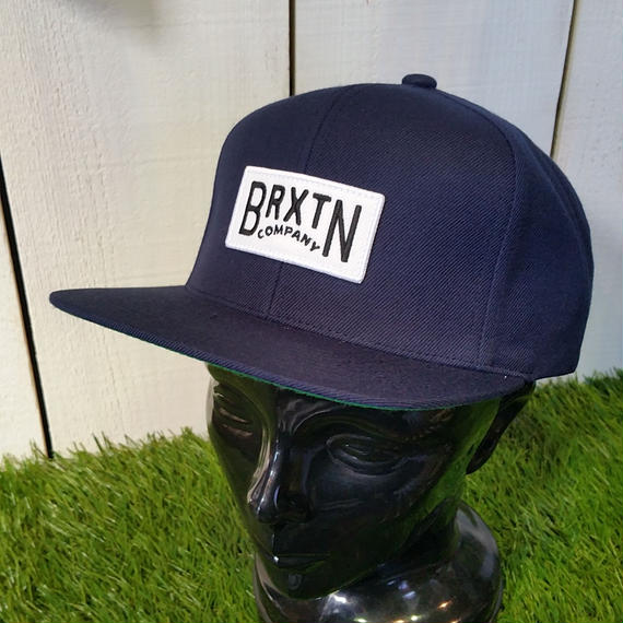 ブリクストン【BRIXTON】 LANGLEY SNAPBAK color:NAVY