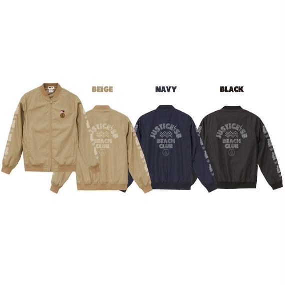 2018 春夏コレクション!予約商品【JUSTICE】Beach ST-Jacket