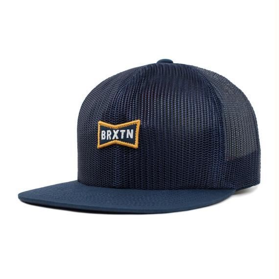 2018モデル ブリクストン【BRIXTON】MISSOURI MESH CAP  color : NAVY