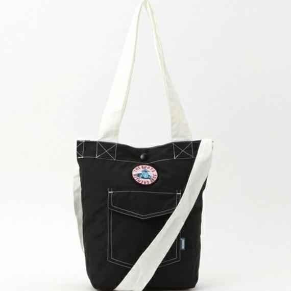 マジックナンバー グレムリン【MAGIC NUMBER】Beach Bag  color:Black