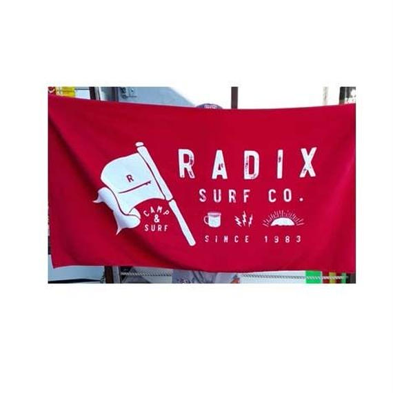 2018 SURF CAMP 入荷‼限定50枚!【RADIX ORIGINAL】SURF CAMP 今治タオル