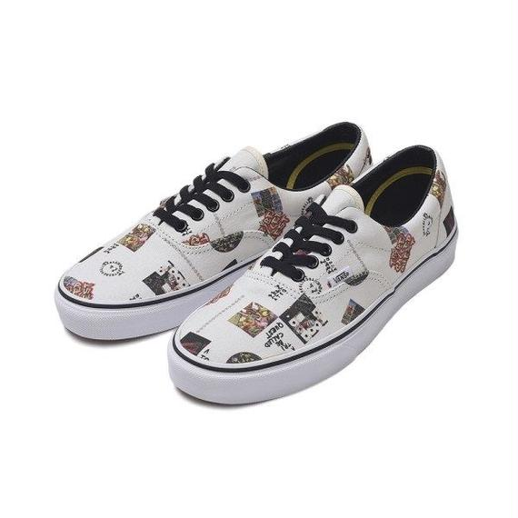 "New Model【VANS】Era ""ATCQ""  color : white"