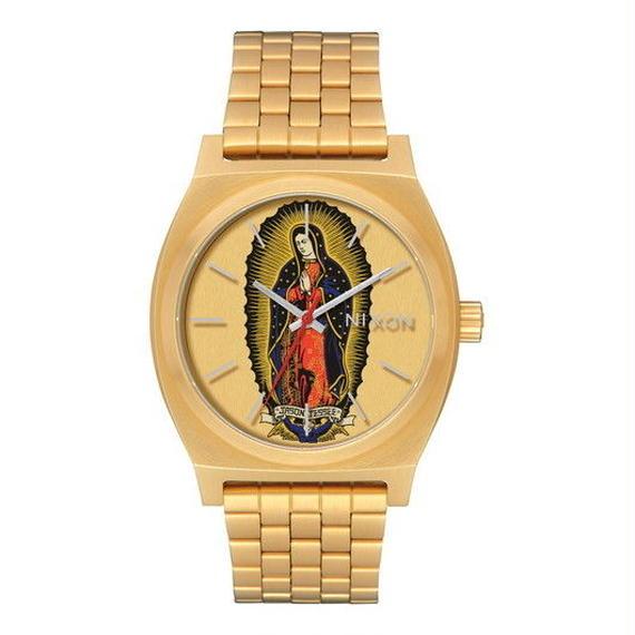 ニクソン【NIXON】SANTA CRUZ    THE TIME TELLER  NA0452896-00 GOLD/JESSEE