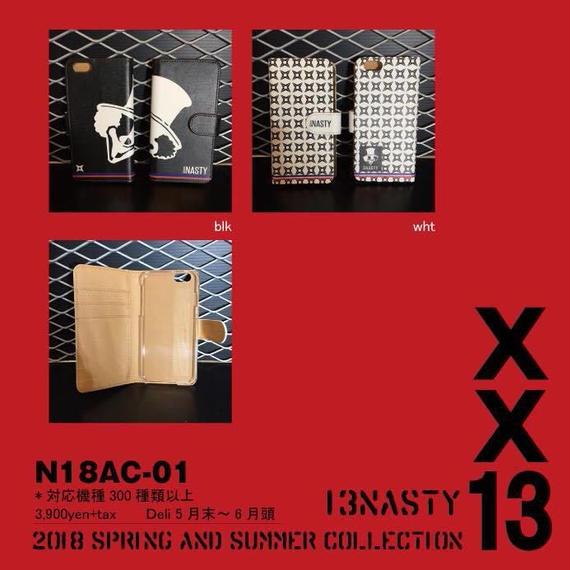 完全受注生産!2018 new model ナスティ【13NASTY】N18-AC01