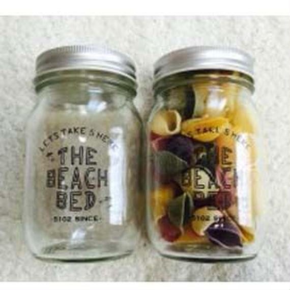 【The Beach Bed】Beach Jar  color:Clear