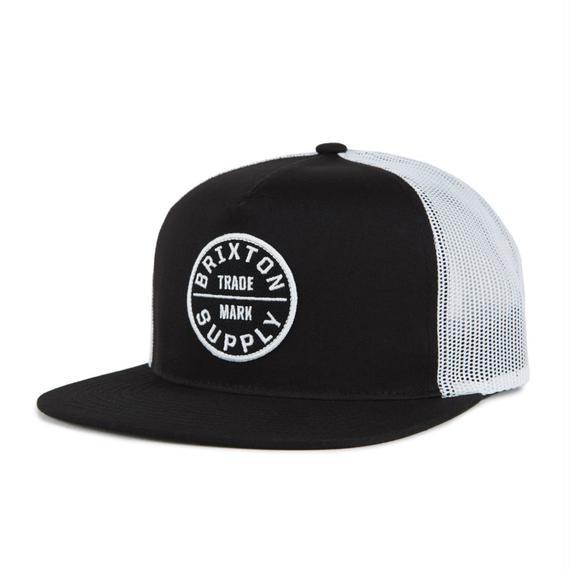 2018秋冬モデル ブリクストン【BRIXTON】OATH Ⅲ MESH CAP  color : Black