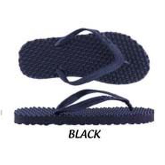 【SOULS】Original Massage Thongs  color:black