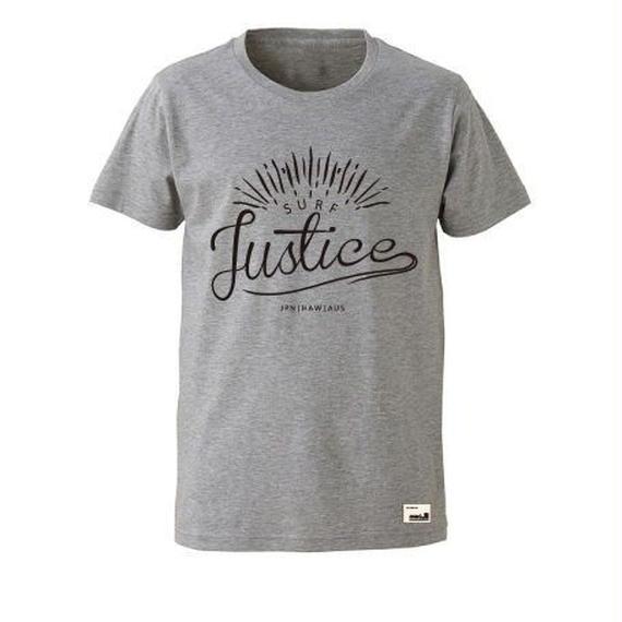 3月Tシャツ祭り!【JUSTICE】SUNRISE TEE  color:Ash Gray